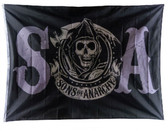 Sons of Anarchy SOA banner