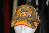 Realtree all purpose camo fishing cap