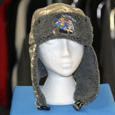 Russian style Hockey Fighter Let em' Go Camo hat