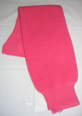 Pink ice hockey pro style socks from Hollywood Filane