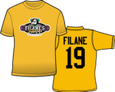 Filane's Falcons Jr B Hockey T-shirt