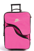Skate Compartment Bags - Bright Pink -Figure skating