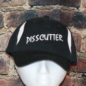 Pisscutter Black Insert Hat