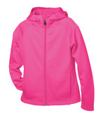 ATC™ PTECH™ FLEECE HOODED Girl's JACKET