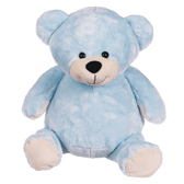Mister Buddy  Personalized  Embroidered – 16″ Baby Blue Bear