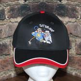 Hockey Fighter headwear - Let em Go by Hollywoodfilane.com