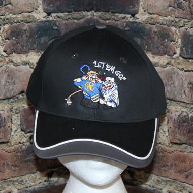 Hockey Fighter - Let em go apparel by Hollywoodfilane.com