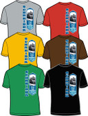Schreiber Hometowners T-shirt vertical design