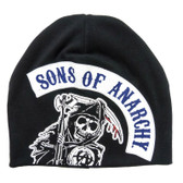 Sons of Anarchy Large Rocker Reaper Beanie