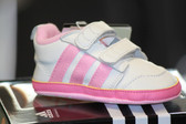Adidas Liladi 4 Crib shoes-Pink
