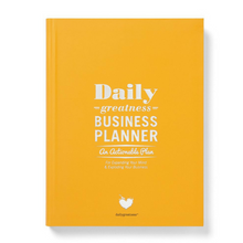 Daily Greatness Business Journal