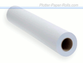 "Excellent for HP, Oce and Canon Inkjet Microporous Satin 8.5 mil 24"" x 100' 1 Roll (2""core) 79124K"