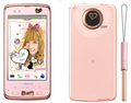 Docomo Fujitsu F-03D Girls Popteen