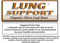 Lung Support 30 Caps