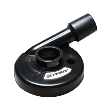 This Dustless Shroud fits most models of popular grinders: Bosch, Dewalt, Hilti, Hitachi, Makita, Metabo, Milwaukee,Rigid