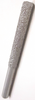 """1/4"""" x 3.5"""" Diamond Glitter Bit for routing joints."""