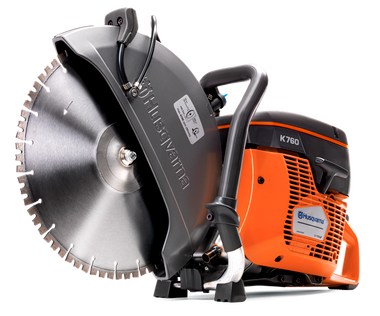"Husqvarna K760, 14"" Power Cutter 967181002"