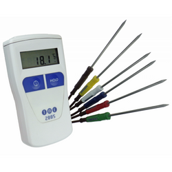 CA2005-PK Assorted Colour Coded Probes Available | Thermometer Point