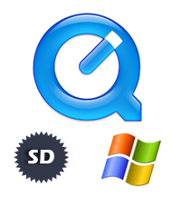 SD QuickTime Encoder/Decoder/Transcoder for Windows
