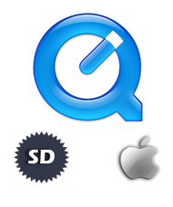 SD QuickTime Encoder/Decoder/Transcoder for Mac