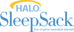 HALO SleepSack wearable blanket logo