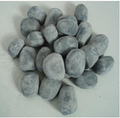 Grey Fireplace Pebbles  24 pcs set
