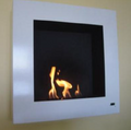 Bastille Electronic Reemote Controlled Ethanol Fireplace