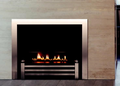 I fire the intelligent fireplace