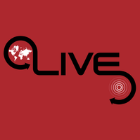 image free vector global live logo icon