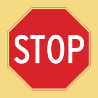 image free vector freebie stop sign