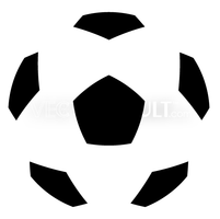vector soccer football