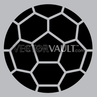 vector football image soccer ball