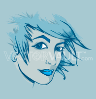 image-buy-vector-girl-face-portrait