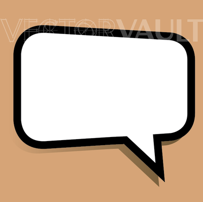 buy vector speech bubble icon logo graphic royalty free vectors rh store vectorvault com free vector speech bubble icons free vector speech bubble icons