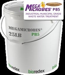 MegaMicrobes® PB5 Treatment 25lb