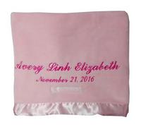 pink Elegant Baby with logo