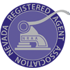 Nevada Registered Agent Association Logo