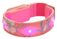 Women LED Wristflash - Pink