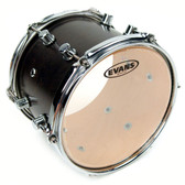 "Evans 13"" Clear G2"
