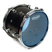 """Evans 8"""" Hydraulic Blue"""