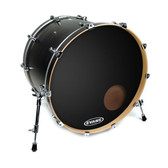 "Evans 22"" EQ3 Resonant Black"