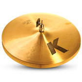 ZILDJIAN 15' K LIGHT HI HATS