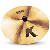 "Zildjian 16"" K Dark Crash Medium Thin"