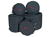 "Xtreme Fusion Drum Bag Set - Comprises; 20"", 10"", 12',14"",14"" Snare."