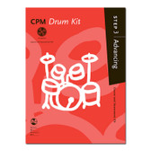 CPM Drum - Step 1 - AMEB - (Book & CD)