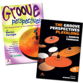 Groove Perspectives - Darryn Farrugia - Ultimate Pack (2 Books &2 CD's)