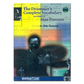 The Drummer's Complete Vocabulary as taught by Alan Dawson (Book& 2 CDs)