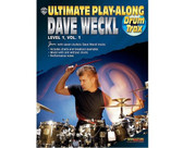 Ultimate Play Along Vol 1 - Dave Weckl (Book & CD)