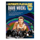 Ultimate Play Along Vol 2 - Dave Weckl (Book & CD)