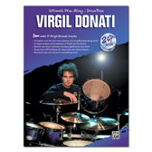 Virgil Donati - Ultimate Play-Along (Book & 2 CD's)